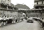IICCR G156 Ceausescu in Sibiu