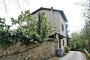 Vernon Lee - Villa il Palmerino, Florence, Italy