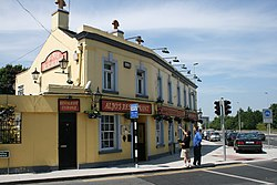 The Punch Bowl in Booterstown