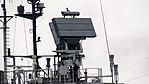 INS Kadmatt - Revathi Radar - Front View.jpg