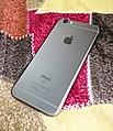 IPhone 6s rear, Space Gray.jpg
