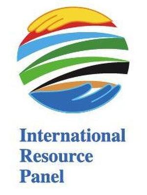 International Resource Panel - Image: IRP logo