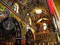 ISRAEL, Mount Tabor - Greek Orthodox Monastery of the Transfiguration (interior 5).JPG