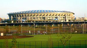 Kōhoku-ku, Yokohama - Yokohama International Football Stadium