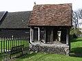 Ickham, Kent, UK. Church of St John The Evangelist, the gate. - panoramio (1).jpg