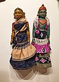 Idols for Kandhei nacha at Odisha Crafts Museum, Bhubaneswar, Odisha, India 26.jpg