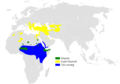Iduna pallida distribution map.png