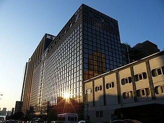 International Flavors & Fragrances - Corporate headquarters on 57th Street