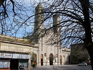 Balcarce, Buenos Aires - Image: Iglesia Parroquial San José 1, Balcarce