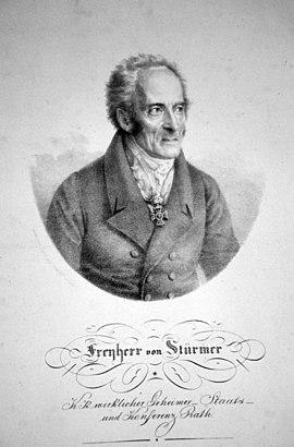 Ignaz Lorenz von Stürmer
