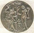 Il riccio, vulcano, cupido e venere, 1500-1525 circa.JPG