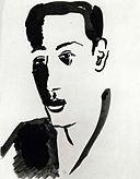 Ilarie Voronca by Robert Delaunay.jpg