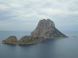 Es Vedrà - The island of Es Vedrà