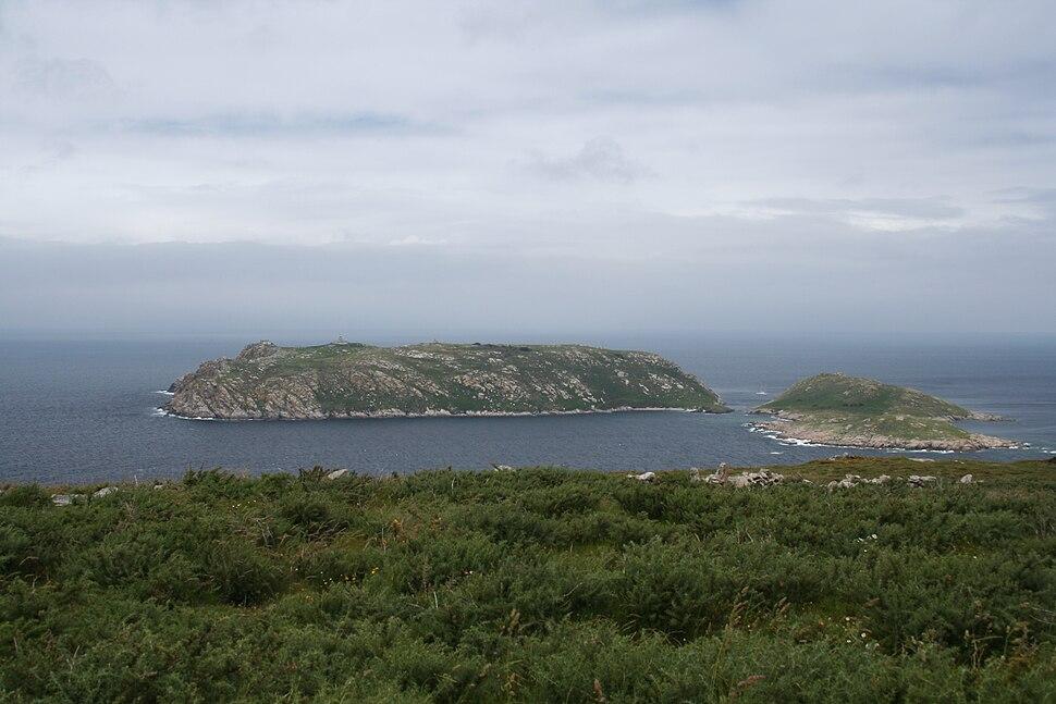 Illas Sisargas, Malpica de Bergantiños, Galiza