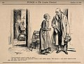 Illustration from Punch By HM Brock (1875-1960) by courtesy of Wellcome Collection - Two Meals a day.jpg