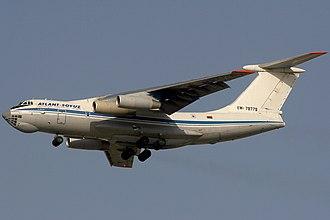 Atlant-Soyuz Airlines - Image: Ilyushin Il 76TD, Atlant Soyuz Airlines AN1303019