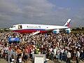 Ilyushin Il-96 at Ramenskoye Airport MAKS 2007.jpg