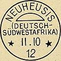 """Image from page 198 of """"Die postwertzeichen und entwertungen der deutschen postanstalten in den schutzgebieten und im auslande"""" (1921).jpg"""