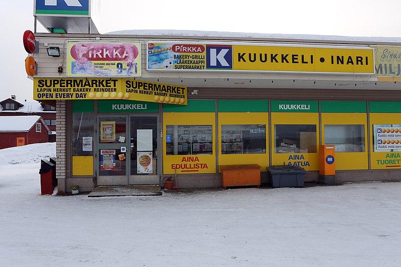 File:Inari, Suomi - Finland 2013-03-10 Kuukkeli b.jpg