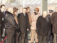 Inauguration de la branche vers Vieux-Condé de la ligne B du tramway de Valenciennes le 13 décembre 2013 (114).JPG
