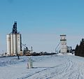 Indian Head, Saskatchewan, grain elevator.JPG