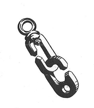 Inglefield clip - Inglefield clips, from a Royal Navy handbook of 1943