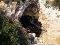 Ingresso grotta capre.JPG