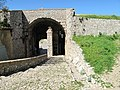 Intérieur de la porte Marine du fort Royal.jpg