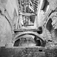 Interieur, overzicht naar boven, vanuit de kloostergang, stiftgebouw - Houthem - Sint Gerlach - 20343952 - RCE.jpg