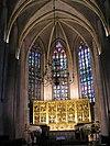 interieur grote-of-sint-martinuskerk venlo nederland