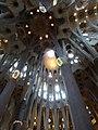 Interior de la Sagrada Família, Barcelona (maig 2013) - panoramio (1).jpg