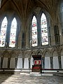 Interior of the Cathedral, Lincoln - geograph.org.uk - 586128.jpg