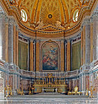 Interior of the Palace of Caserta - Palatine Chapel.jpg