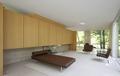 Interior view, living room, the Farnsworth House, Plano, Illinois LCCN2010630501.tif