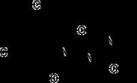 Struktur von Iprodion