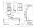 Irvine Estate, Miller's House, Irvine, Warren County, PA HABS PA,62-IRV,2B- (sheet 5 of 7).png