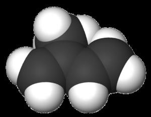 Isoprene - Image: Isoprene 3d