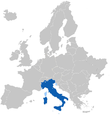 Carte France Italie Dessin.Italie Wikipedia