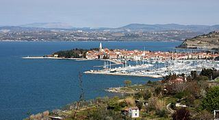 Izola City and Municipality in Slovenian Littoral, Slovenia
