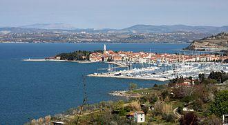 Izola - Image: Izola panorama