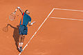 J-W Tsonga - Roland-Garros 2012-J.W. Tsonga-IMG 3627.jpg
