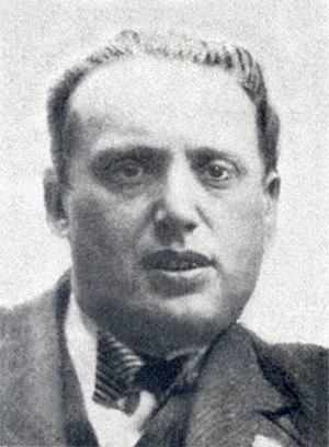 Józef Koffler - Józef Koffler around 1931