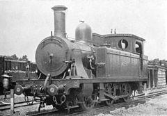 国鉄1800形蒸気機関車