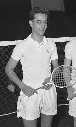 Jørgen Hammergaard Hansen - Jørgen Hammergaard Hansen in 1957
