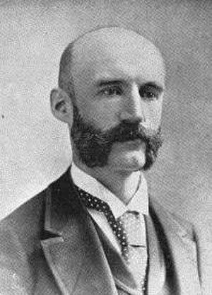 Joseph Lowthian Hudson - J. L. Hudson, c. 1891