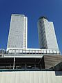 JR Central Towers from Taikodori Entrance of Nagoya Station.jpg