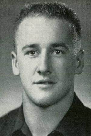 Jack Nix - Nix pictured c. 1950 at USC