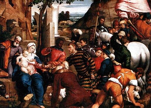 Jacopo Bassano - L'Adorazione dei Magi - NGE