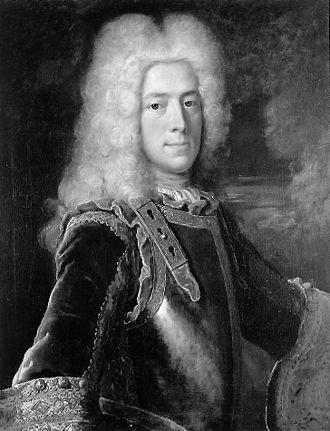 Aarburg - Jacques-Barthélemy Micheli du Crest, 1721