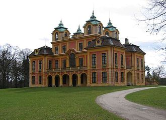 Ludwigsburg - Favorite hunting lodge